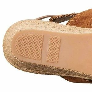 Via Spiga Shoes - Via Spiga Izett Beach Suede Espadrille Wedge